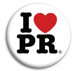 PR Button Source:  Cision Blog http://blog.us.cision.com/