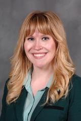 Public Relations major Caitlin Potts